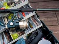 渔具鱼线轮轴承